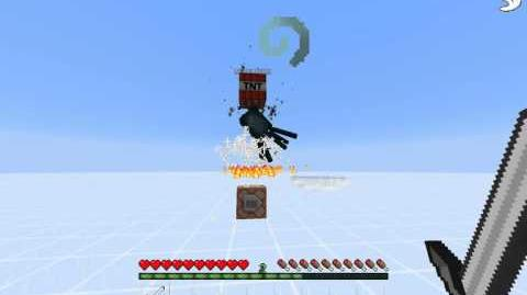 Minecraft 1.9 Random Squid Rocket Thingy