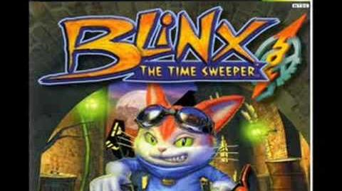 Blinx TheTime Sweeper Music Intro (Blinx Theme)