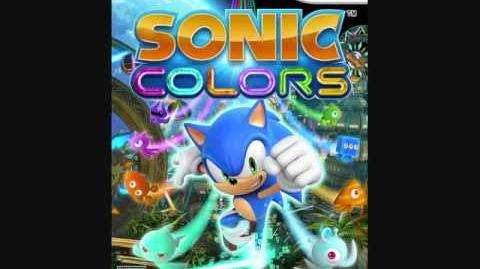 Sonic Colors Soundtrack Reach For The Stars (Full Complete Song!)