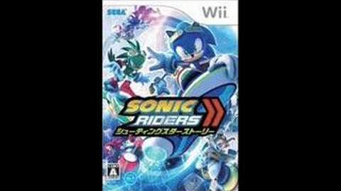 "Sonic Riders Zero Gravity ""Aquatic Time"" Music Request"