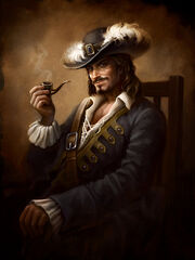 Captain Black Bart Corsair