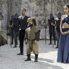 Grey Worm in Season 6 episode
