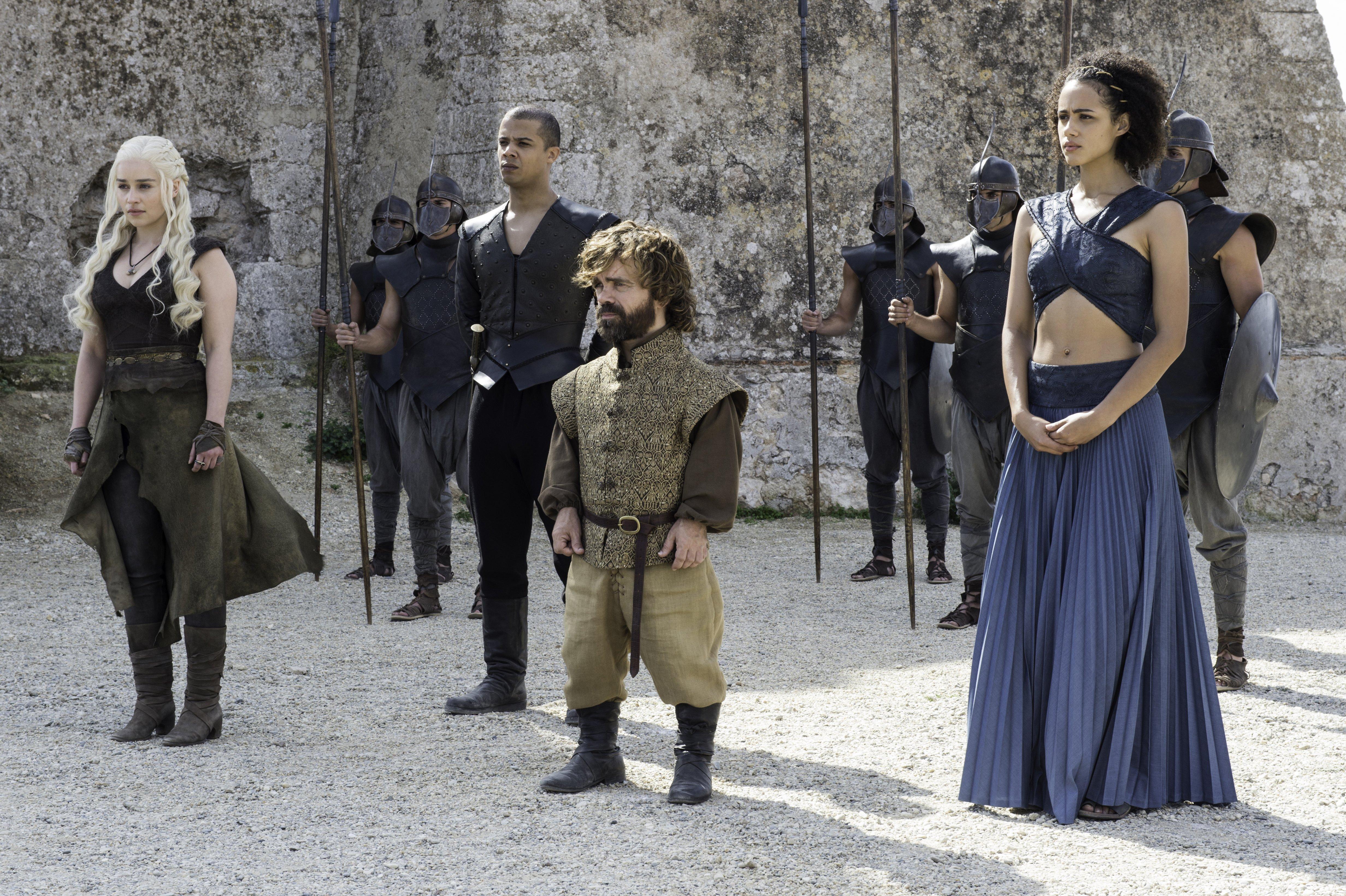 Missandei Game Of Thrones Wiki Fandom Powered By Wikia