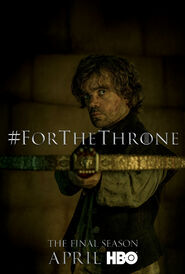 GOT S8 Poster Tyrion