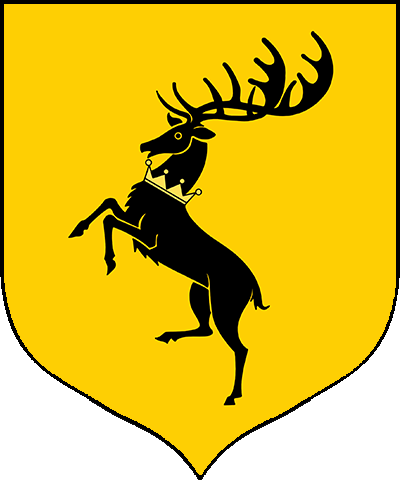 Image result for house baratheon symbol