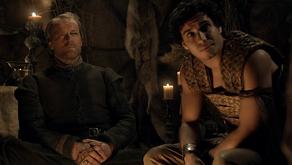 Lord Snow Jorah 1x03