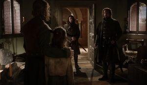 105 Eddard Arya Jory Yoren