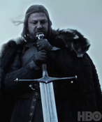 Eddard and Ice