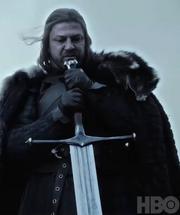 Eddard and Ice