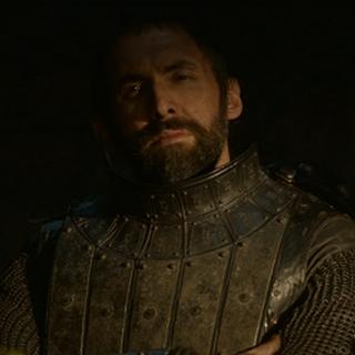 Ian Whyte como Gregor Clegane na 2ª Temporada
