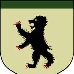 Novo símbolo da Casa Mormont, a partir da 6ª temporada.