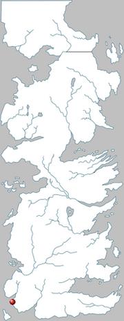 Três Torres Localização