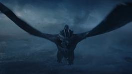 מלך הלילה רוכב על ויסריון