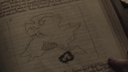 701 Samwell book Dragonstone map