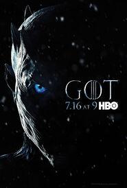 Постер седьмого сезона
