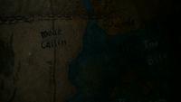 4x02 Ров Кейлин, Укус, Олдкасл на карте