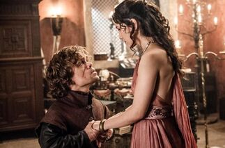 Bear maiden fair shae Tyrion