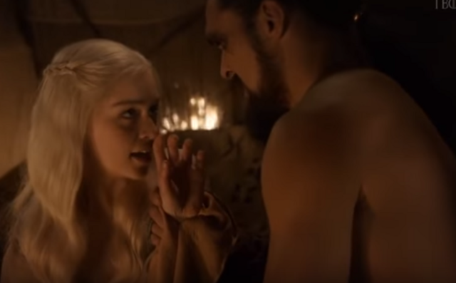 File:Drogo and khaleesi.PNG
