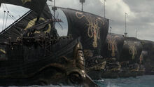 Молчаливая и Железный флот 8x04