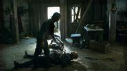 Арья убивает Полливера 4x01