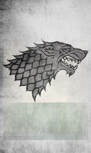 Sansa's Hair Pic Fork Birch Wood Game Of Thrones Sansa Stark Arya Wolves GoT