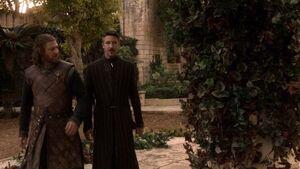 104 Eddard und Petyr spazieren