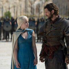 """Daario i Daenerys, """"<a href="""