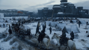 801 Karstarks at Winterfell