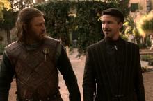 Eddard and Petyr 1x04