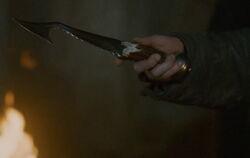 Gelding-knife