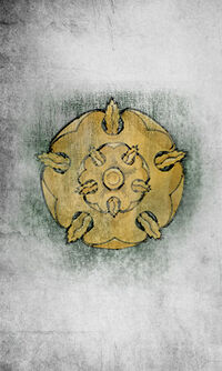 House Tyrell banner