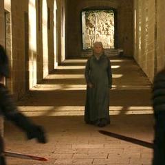 Mordane przed żołnierzami Lannisterów.