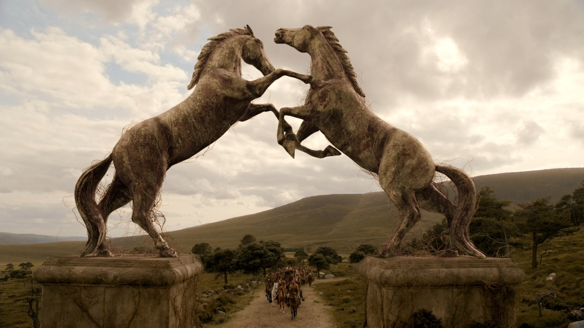 Great Stallion Game Of Thrones Wiki Fandom Powered By Wikia