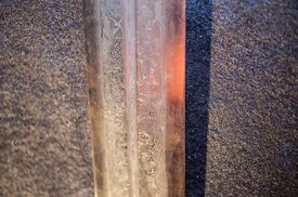 Узоры на валирийском мече