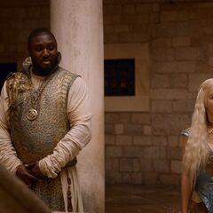 Дейенеріс чекає Короля Спецій.