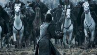 609 Jon Schnee und Bolton-Armee