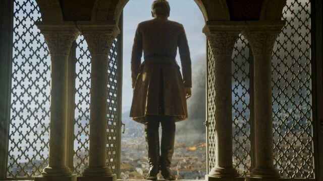 File:Tommen Baratheon(Lannister) jumps out of his window, Season 6 Episode 10..jpg