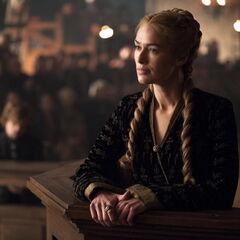 Cersei erzählt von Tyrions Drohungen