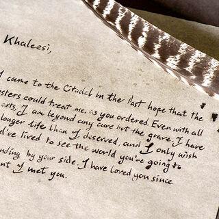 Jorahs Brief an Daenerys