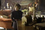Walk of Punishment still Tyrion