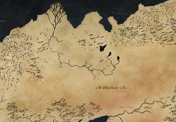 The Dothraki Sea