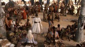 101 Daenerys Khal Drogo Hochzeit