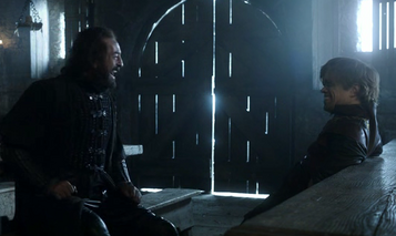 Tyrion and Yoren 1x03