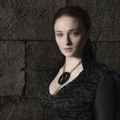 Sansa als Alayne.