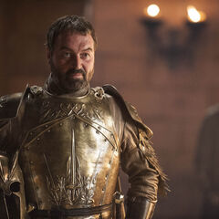 Meryn Trant sagt während des Prozesses gegen Tyrion aus