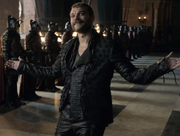 Euron's new getup