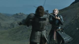 Brienne fighting hound