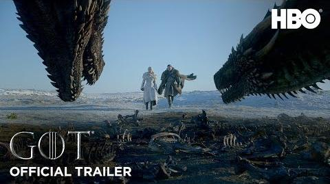 Game of Thrones Season 8 Official Trailer (HBO)
