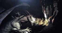 Balerion roasts Harrenhal