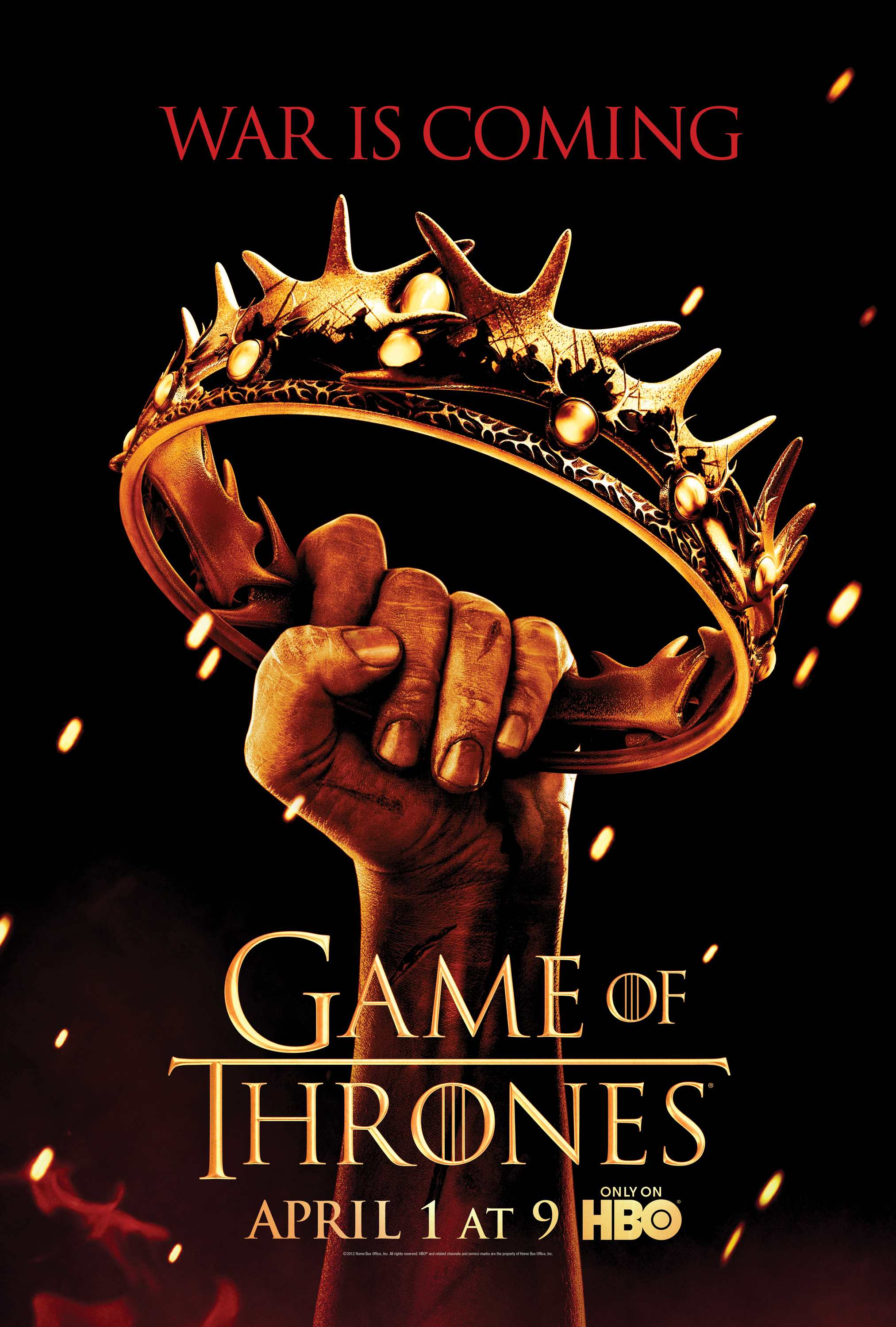 game of thrones season 2 episode 1 stream free